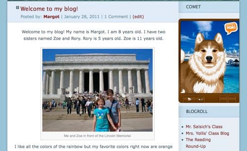 Margot's Magical Blog